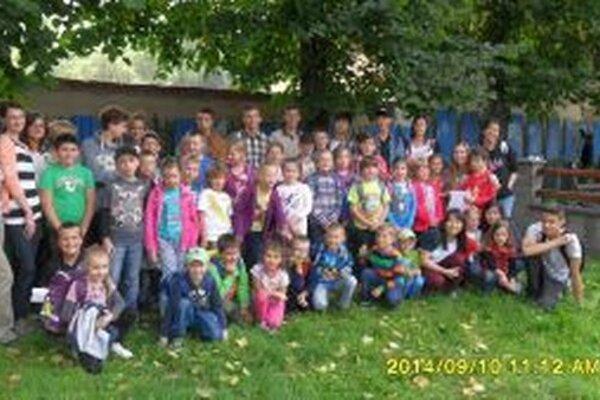 Žiaci a pedagógovia z Belianky aj študenti boli zo spolupráce nadšení.