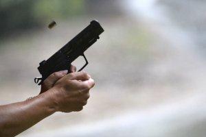 Páchateľ sa vyhrážal použitím zbrane.