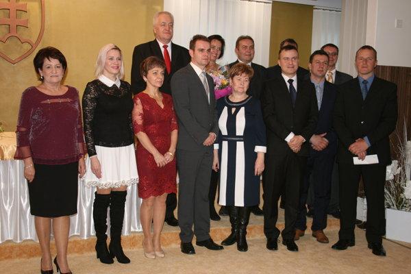 Primátorka i poslanci v Krompachoch na nasledujúce štyri roky