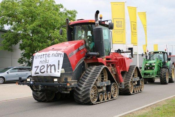Letné protesty farmárov sa zrejme zopakujú.