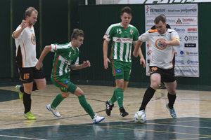 Futsal: Prešov zdolal Poprad