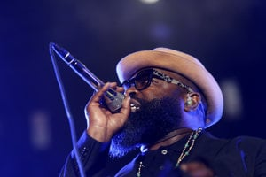 Black Thought z The Roots.