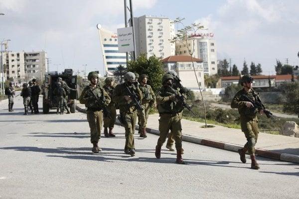 Izraelská hliadka