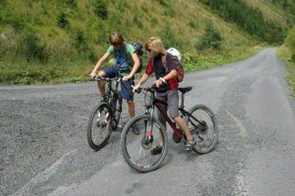 Milovníci cyklistiky môžu pokračovať vo vlani začatej vydarenej aktivite združenia, ktorá potrvá do konca septembra.