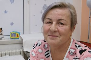 Eva Cígerová, detská lekárka , Púchov