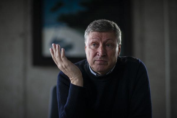 Miroslav Trnka, jeden zo zakladateľov a majiteľov firmy Eset.