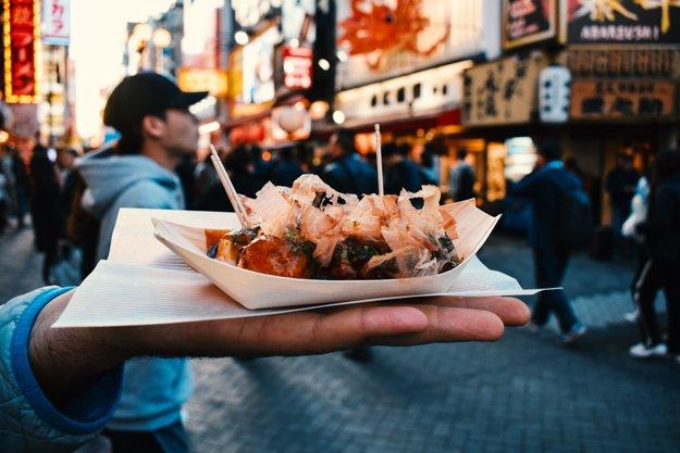 Dobroty v Osake