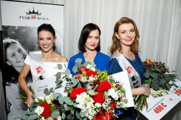 Mirka sa stala v súťaži o Tvár roka druhou vicemiss.