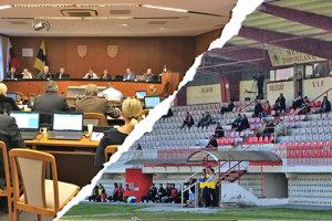 Nové vedenie radnice bude pokračovať s dotovaním futbalu až po zvolaní riadnej členskej schôdze.