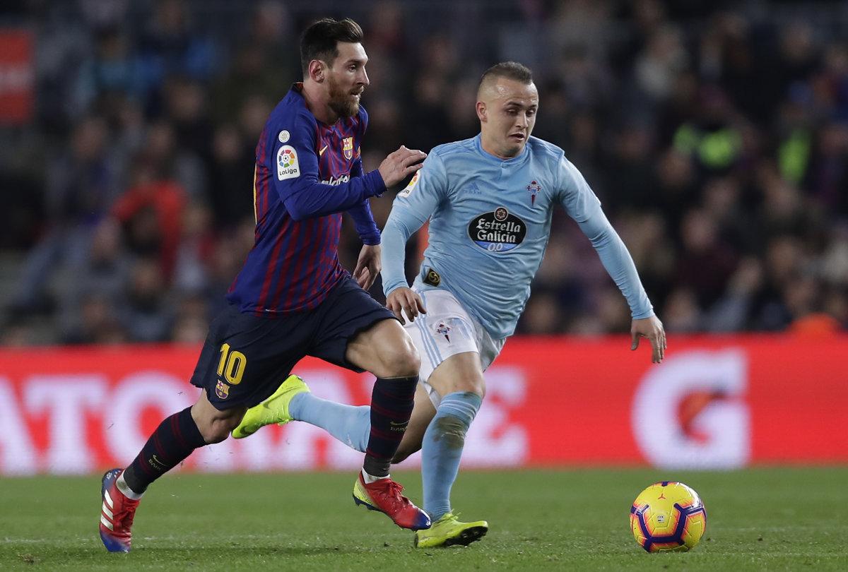 Lobotka sa vrátil proti Barcelone. Jeho príchod zmenil obraz hry, chválil ho tréner