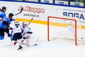 Najlepšie momentky zo zápasu HC Slovan Bratislava - Torpedo Nižnij Novgorod  (KHL) (18 fotografií) f02a5a3dc34