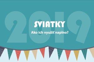 Ako si naplánovať dovolenku v 2019?