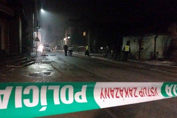 Miesto útoku polícia uzavrela.