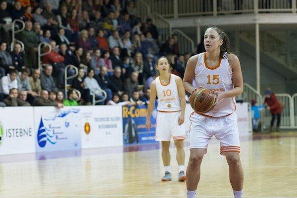 Pre chorobu nenastúpili Alexandra Baburová a Letková, do duelu nezasiahla ani Kováčiková.