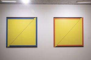 Adam Szentpétery: Geometria v žltom