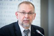 Zástupca Európskej komisie v SR Ladislav Miko.