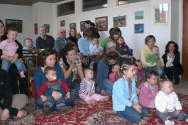 Divadlo deti zaujalo.