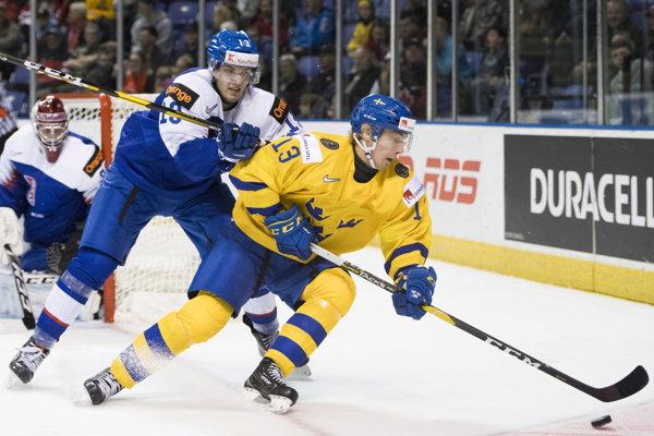 Patrik Hrehorčák (vľavo) na ilustračnej fotografii.