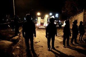 Pri útoku na turistov zomrelo štyria ľudia.