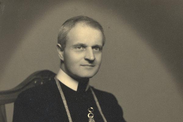 Biskup Pavel Peter Gojdič.