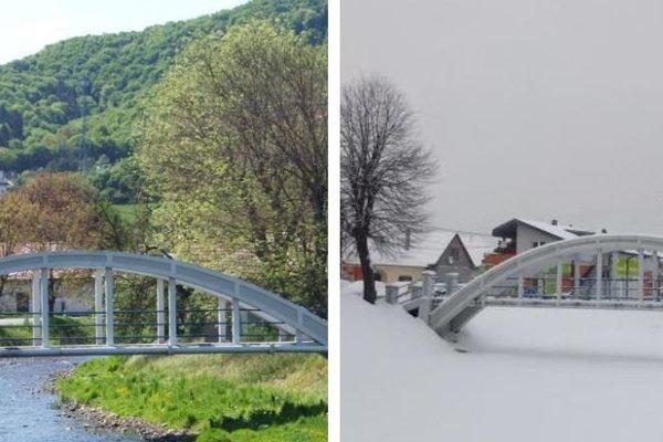 Žarnovica je známa svojimi oblúkovými mostmi.