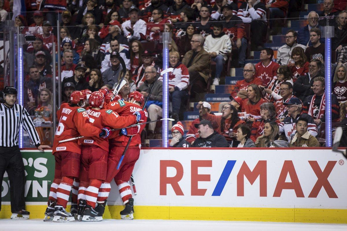 940e1e3c4008 Rusko zdolalo Kanadu na MS v hokeji do 20 rokov 2019 - sport.sme.sk