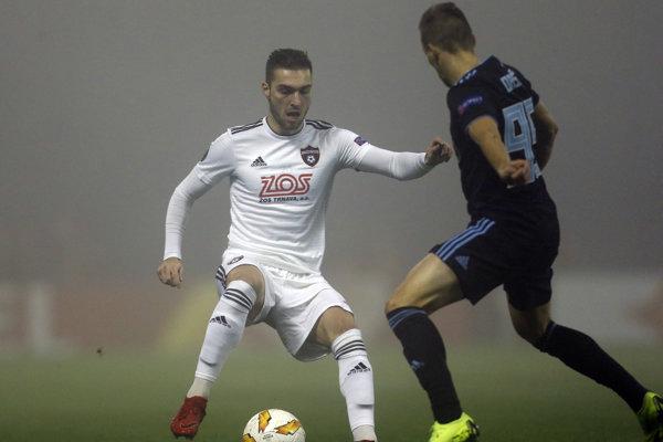 Andrej Kadlec (vľavo) si už dres Spartaka Trnava obliekať nebude.