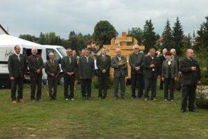 Poľovníci oslávili deväťdesiate výročie vzniku Poľovníckeho združenia Kriváň Važec.