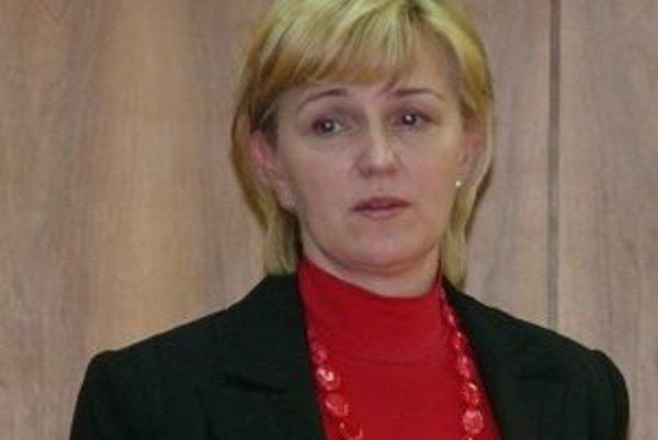 Vedúca sociálneho útvaru Janka Dudoňová hovorí, že doteraz mali problémy pomáhať obetiam domáceho násilia. Krízové centrum veľmi pomôže.