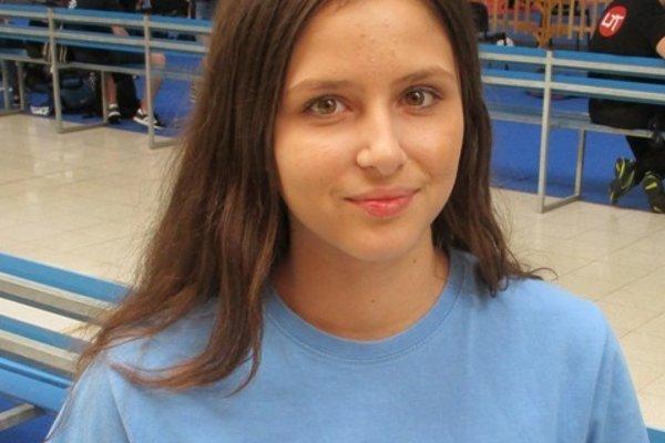 Veronika Útisová.
