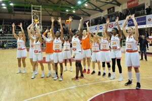 Ružomberčanky v novej sezóne 2018/19 v domácej súťaži neprehrali. V Európskom pohári FIBA postúpili do vyraďovacej časti.