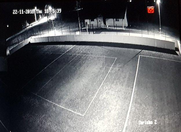 Kamery už dohliadajú na ihrisko