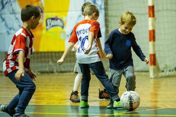 Prihlásiť možno tímy rôznych vekových kategórií a rôzneho športového zamerania. Ilustračné foto.
