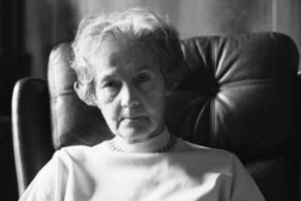 Ester Martinčeková Šimerová žila v Liptove vyše päťdesiat rokov.