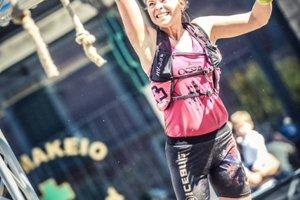 Janka Pepová obľubuje extrémne prekážkové preteky.