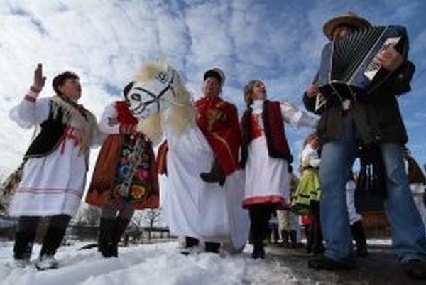 Už 21. ročník tradičnej fašiangovej zábavy bude v sobotu v Bodiciach.