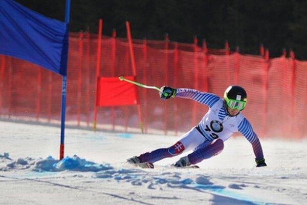 Slovenský pretekár Andreas Žampa svoju štvrtú pozíciu z prvého kola neobhájil a s celkovou stratou 3,95 sekundy obsadil konečné 13. miesto.