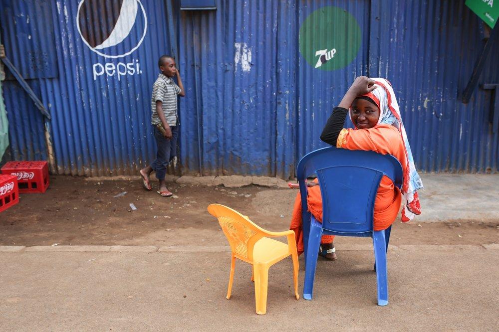 Keňský sex blog