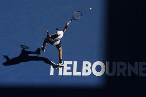 Britský tenista Kyle Edmund.