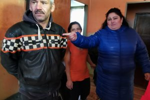 Ivan Mirga, v pozadí jeho partnerka proti rozhodnutiu súdu sa odvolali.
