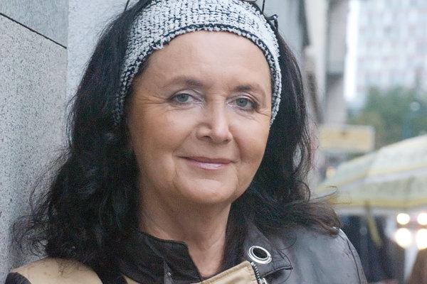 spisovateľka Irena Brežná