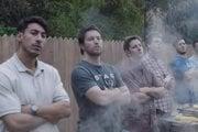 Muži v novej reklame Gillette