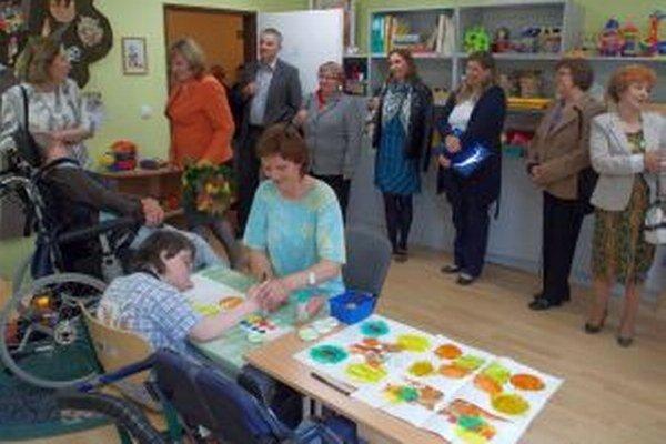 Účastníci Dňa otvorených dverí sa boli pozrieť aj na vyučovacej hodine.