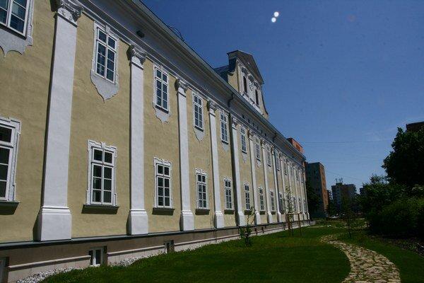 Budova múzea je národnou kultúrnou pamiatkou. Jej rekonštrukcia stála 9,5 milióna eur.