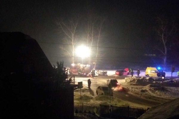 V Turzovke došlo k dopravnej nehode.