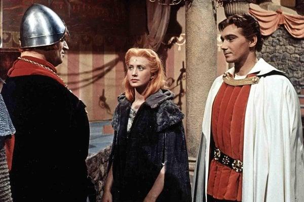 Diváci ju poznali predovšetkým ako princeznú so zlatou hviezdou na čele, ktorá bola zároveň jej poslednou rolou.