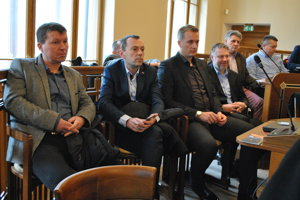 Diskusie sa zúčastnili aj predstavitelia politických strán.