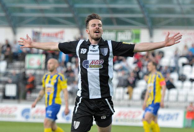 Bilovský vystrelil Myjavu do Európskej ligy UEFA dôležitým gólom Dunajskej Strede.
