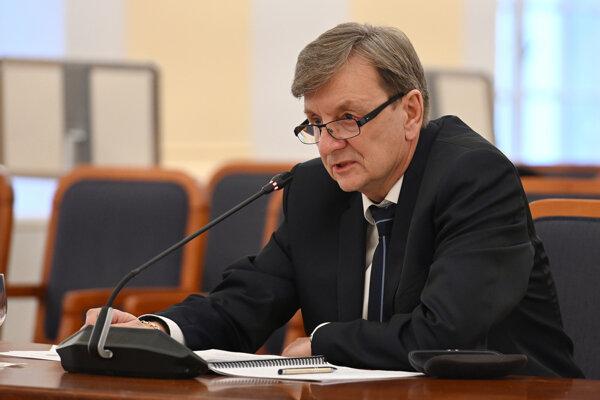 Sudcom spravodajcom je sudca Ľuboš Szigeti.