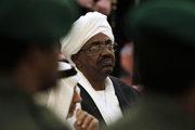Sudánsky prezident Umar al-Bašír.